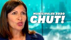 Hidalgo n'officialise pas sa candidature à Paris... tout en la