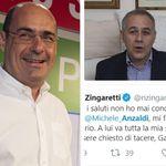 Nuovo fronte renziano nel Pd. Tweet velenoso di Zingaretti su