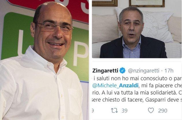 Nuovo fronte renziano nel Pd. Tweet velenoso di Zingaretti s