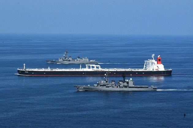 Détroit d'Ormuz: le blocage du pétrolier algérien par la marine iranienne a duré