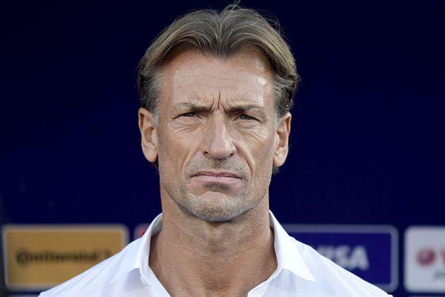 Hervé Renard démissionne de son poste de sélectionneur
