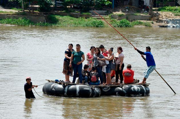 OIM: Plus de 63.000 migrants rentrés chez eux en