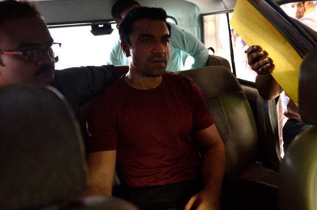Actor Ajaz Khan Sent to 14 Days Judicial