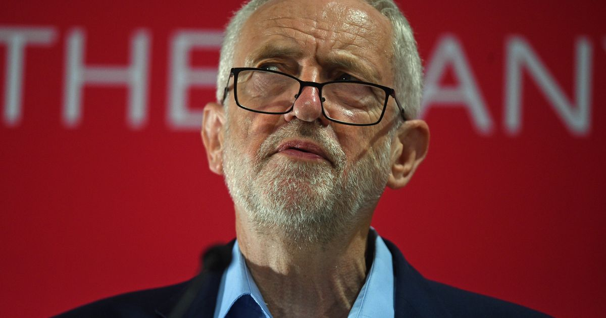 Jeremy Corbyn Launches Anti-Semitism Website To Confront Bigotry In Labour