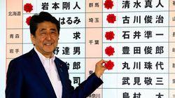 自公が改選過半数63議席を確保 安倍首相の目標上回る【参院選】