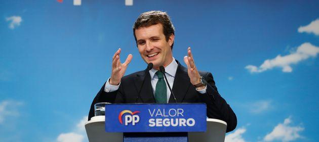 ENCUESTA: ¿Qué nota le pones a Pablo Casado en su primer año como líder del
