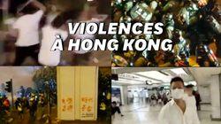 À Hong Kong, des opérations punitives contre les
