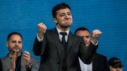Le parti de Zelensky en tête des législatives ukrainiennes avec 44% des voix, score