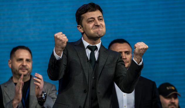 En Ukraine, le parti de Zelensky en tête des législatives avec 42% des