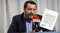 Salvini fait monter la pression avant une réunion sur la crise migratoire à Paris ce