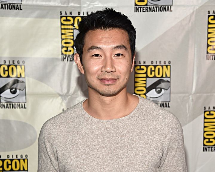 Simu Liu was revealed as Marvel's first Chinese superhero at San Diego Comic Con.