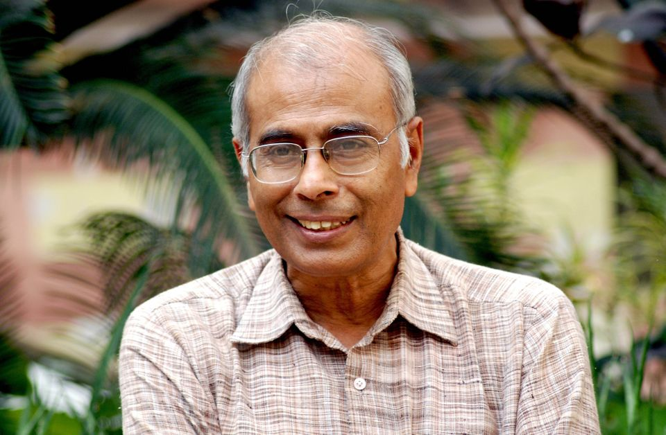 An undated photograph of Narendra Dabholkar who was gunned down by two motorcycle-riding attackers on...