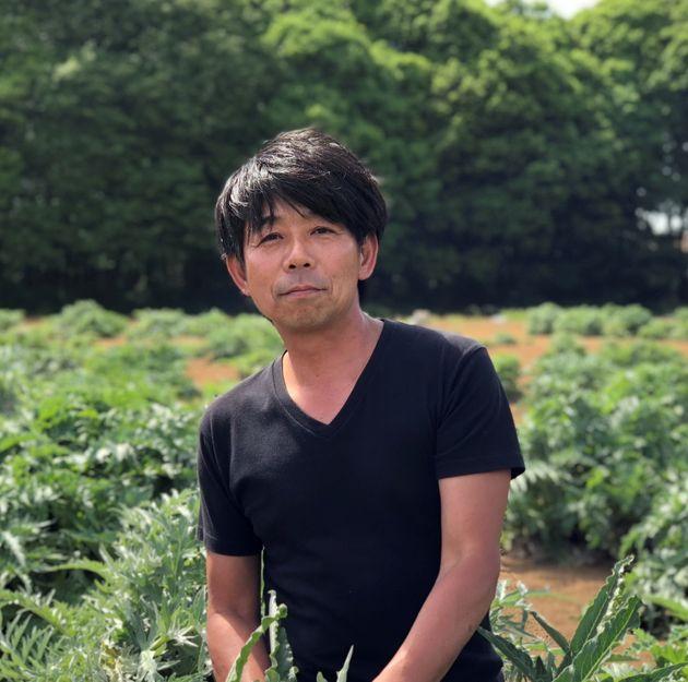 タケイファーム・武井敏信さん