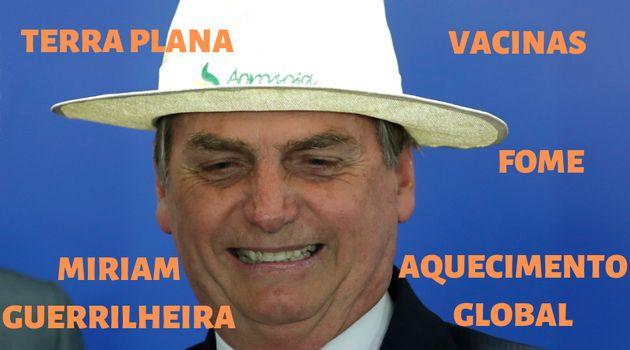 No Brasil de 2019, a mentira virou método de governo