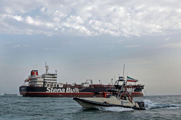 Μέτρα κατά του Ιράν για την κατάληψη του τάνκερ Stena Impero εξετάζει η