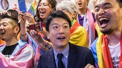 일본 참의원 선거에서 커밍아웃한 게이 후보가