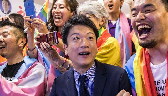 石川大我さん、参院選で初当選。同性愛公表の元区議「『私たちはここにいる』ということがはっきりした」