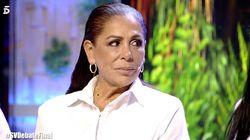El corte de un concursante de 'Supervivientes' (Telecinco) que deja a Isabel Pantoja con esta