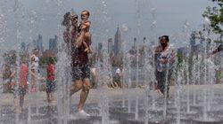 Records de chaleur battus aux États-Unis, au moins six