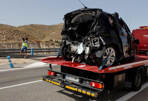 Fin de semana trágico en las carreteras: 16 muertos en accidentes de