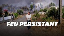Le centre du Portugal fait face à un incendie d'une