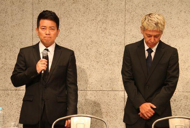 「全員クビ」⇒「ええ加減にせえ」の意味。宮迫・田村の3つの告発を吉本興業側が釈明