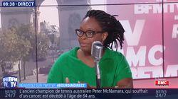 Sibeth Ndiaye explique à Nadine Morano ce qu'est le