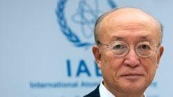 天野之弥さんが死去、IAEA(国際原子力機関)の事務局長