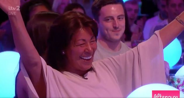 Love Island: Anton's Mum Becomes An Internet Sensation After Excitable Aftersun Appearance