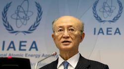 Πέθανε ο επικεφαλής της Διεθνούς Επιτροπής Ατομικής Ενέργειας, Γιουκία