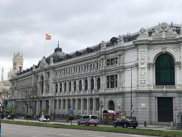 O bando de 'La Casa de Papel' não assalta o Banco da Espanha na 3ª