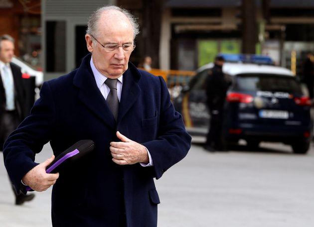 La Fiscalía pide 8,5 años de cárcel para Rato por falsedad y estafa en