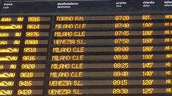 Incendio sulla linea AV, disagi e ritardi fino a 4 ore sulla rete. Cancellati 42 convogli di Fs e Italo sulla