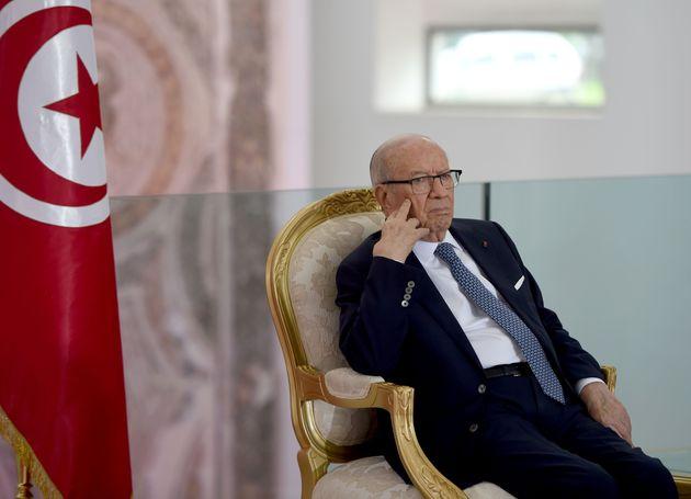 Béji Caid Essebsi viole la