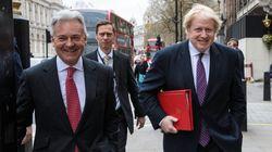 Παραιτήθηκε ο υπουργός Εξωτερικών της Βρετανίας ενόψει της εκλογής του Μπόρις