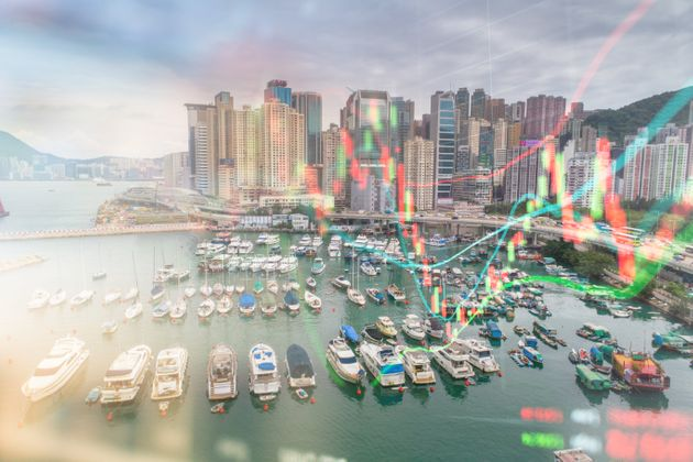 (香港)イメージ写真
