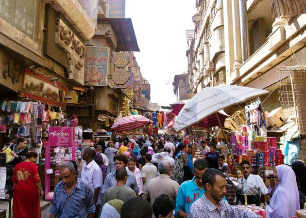Egypte : la population atteint les 99 millions