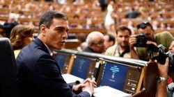 Las 20 propuestas de Pedro Sánchez en la sesión de investidura: invertir el 5% del PIB en educación y extender Madrid Central...