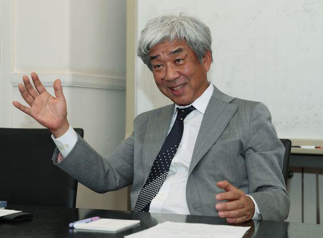 大﨑洋会長