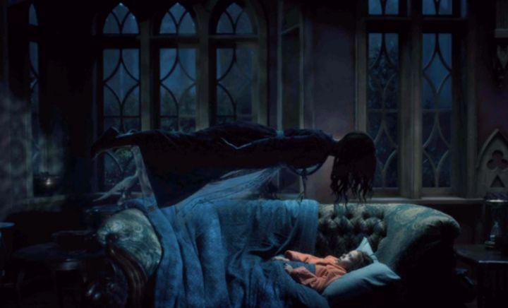 Escena de 'La maldición de Hill House'.