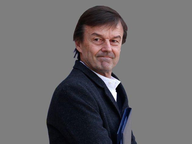 L'écologiste et ancien ministre français de la Transition écologique et solidaire,...