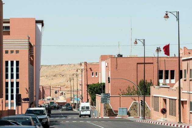 Laâyoune: Découverte du corps d'un caïd portant les traces d'une