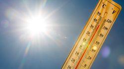 De fortes averses orageuses et des températures chaudes attendues dans plusieurs régions du