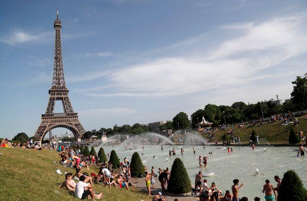 Des températures records sont attendues à Paris lors de cette nouvelle vague de