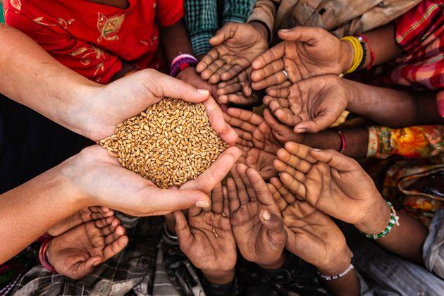 La fame aumenta per il terzo anno di fila, mentre il mondo r