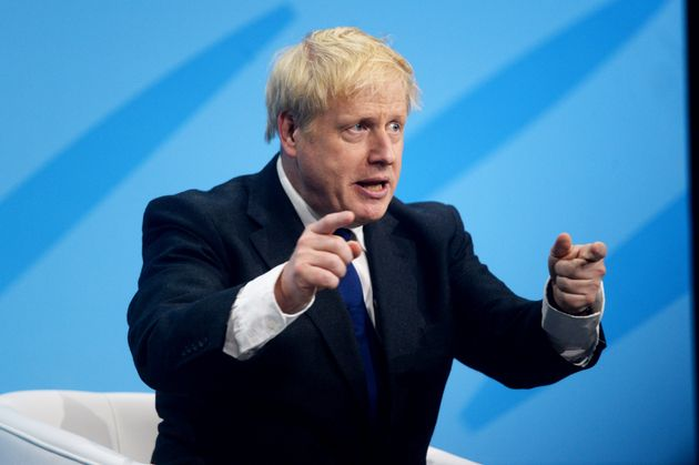 Boris Johnson Threatens To Expel Tory Rebels … Even Though He's Rebelled Before
