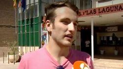 Carlos Rodríguez, el joven citado por Pedro Sánchez en la investidura: