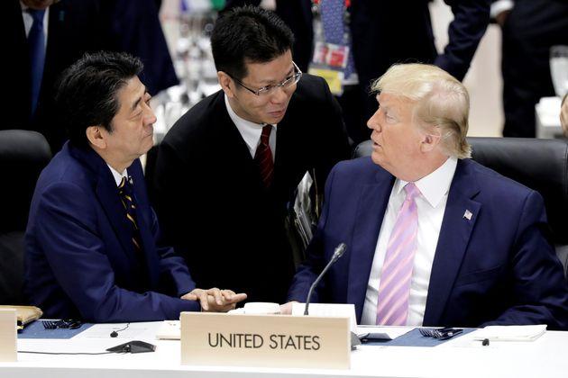 트럼프 모방한 아베의 5가지