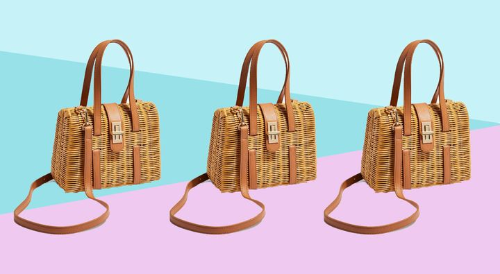 7 Stylish Straw Bags For Summer (That Don't Look Like Everyone Else's) | HuffPost Life