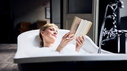 Taking A Warm Bath Before Bed Helps You Fall Asleep Faster: